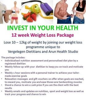 Invest in your Health Package